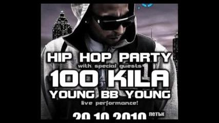 29.10 - = - Varna - = - Club Comics - = - 100 Kila + Young Bb Young - = - Live