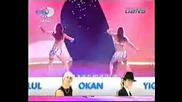 Aydan & Eylг?l - Jazz Dance