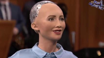 Вижте 5-те най-реалистични робота,които имат емоции и изкуствен интелект! Идва ли ерата на роботите?