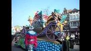Цветен карнавал в Мехелен