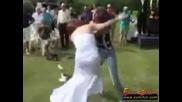 Най - зверският бой по време на сватба [part 1]