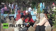 Indonesia: Muslims celebrate first day of Eid al-Fitr