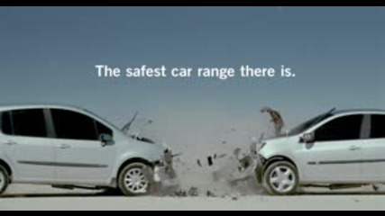 Renault - Ballet - Еталонът за сигурност