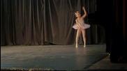 Лора Божилова-вариация Амур от балета Дон Кихот