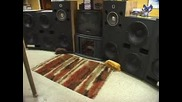 Bass Pig s Lair - System Subsonic Test Levitates Carpet
