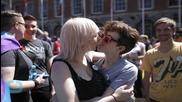Ireland Backs Legalizing Gay Marriage