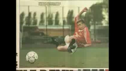 David Beckham - The Little Man