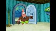 Spongebob squarepants - Rock - a - bye bivalve