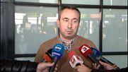 Мъри: Бих се завърнал в Левски, но на този етап няма как да стане
