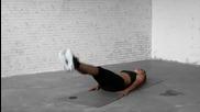 Повдигане на крака от лег