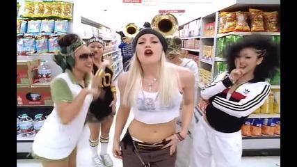 Gwen Stefani - Hollaback Girl ( Dvd Rip ) + превод