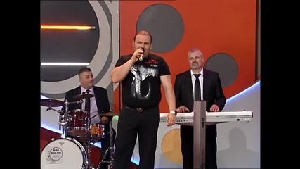 Goran Trivic - Ruska vodka Gold Muzicki Magazin - ( Tv Pink 2014 )