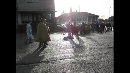 Кукери в село Джинот обл. Ямбол - част 2