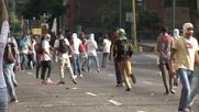 Venezuela: Students protest Maduro on the streets of Caracas