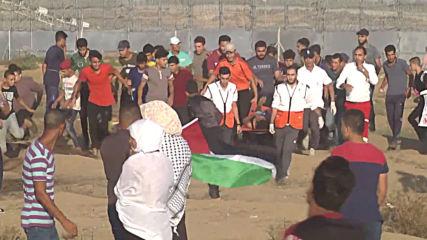 Palestine: Dozens injured at weekly 'March of Return' Gaza border protest