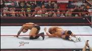 Wwe Raw 18.01.10 Randy Orton vs Chrism masters