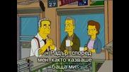 Семейство Симпсън - Изборите Бг Превод
