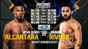 Iuri Alcantara vs Jimmie Rivera (ufc on Fx 18, 30.01.2016)