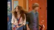 Hm:miley & Jake - Kiss The Girl