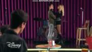 Soy Luna 3 Амбър и Бенисио репетират за Open Music, Амбър кара Симон да ревнува еп.9+превод