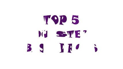 Топ 5 Спиращи дъха Дъбстепа!