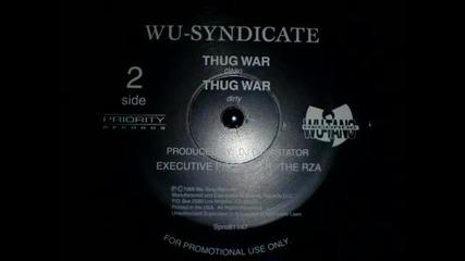 Wu Syndicate - Thug War (1999) [hq]