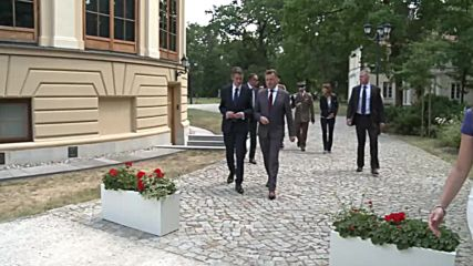 Poland: 'Quadriga' meeting between UK and Poland takes place in Warsaw