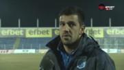 Иван Караджов: С всеки един мач ще става по-добре