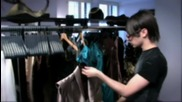 Behind the Scenes with Christian Siriano