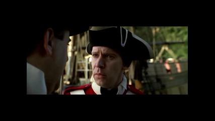 Карибски Пирати: Пролякието На Черната Перла на български част 1 - ва / Добро Качество /