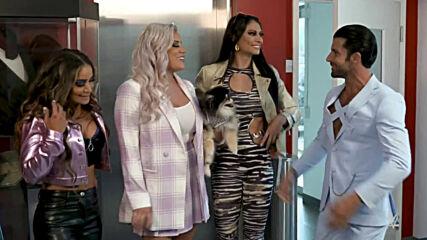 Franky Monet, Robert Stone Brand prepare for big night: WWE Network Exclusive, June 22, 2021