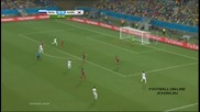 Русия - Южна Корея 1:1  17.06.2014  Световно първенство по футбол Бразилия 2014