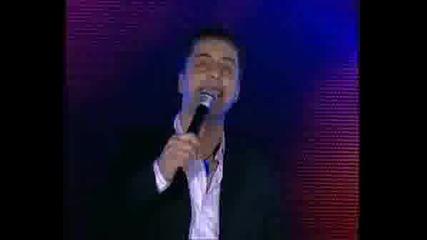 Борис Дали - Обичам Те (на Наградите На Фолк)