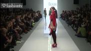 Solar Mixes Black & White Stripes, Florals & Colors Fashion Philosophy Spring 2012