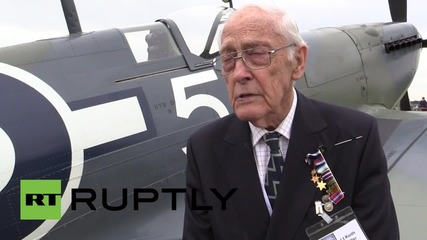 UK: Massive WWII fly-past marks 75 years since Battle of Britain's 'Hardest Day'