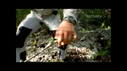 Man vs. Wild Sourcing Water