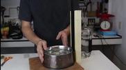 Хитър и лесен начин за автоматично запълване на купичката за вода на домашните любимци
