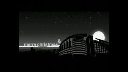 Честита Коледа от Кака и Роналдо