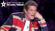 Steven Hall - Англия търси талант този ги разби