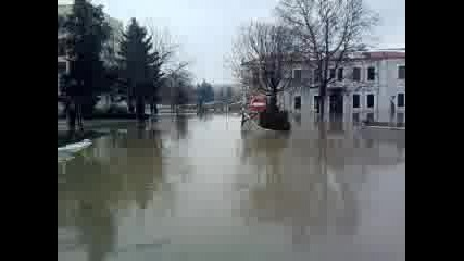 Харманли наводнение част-4