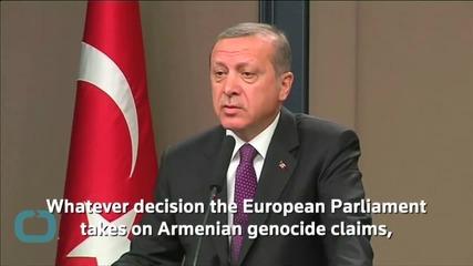 Turkey Recalls Brazilian Ambassador Over Armenian Genocide Legislation
