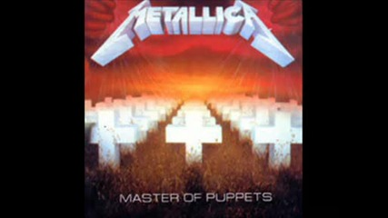 Metallica - Damage.inc (master Of Puppets)