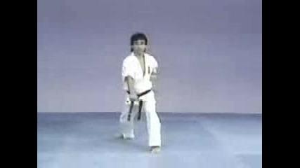 Киокушин - Tsuki No Kata