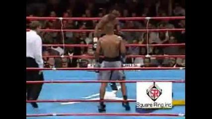 Roy Jones Jr. срещу Richard Hall