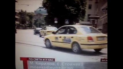 Спас Атанасов по Бнт 1 - 25.05.2011 - таксита