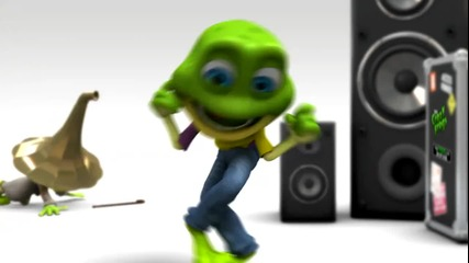 The Crazy Frogs - The Ding Dong Song - Лудите жаби - Динг