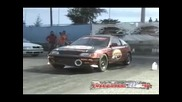 Honda Crx Turbo - Пали Гумите !