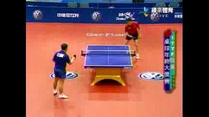 Тенис На Маса В Япония