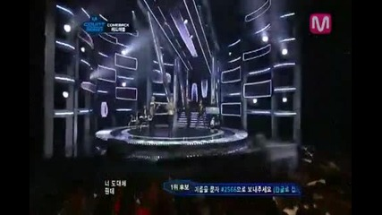 02-02-2012 Led Apple - Time is up ( M countdown - Tv Comeback )
