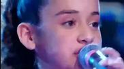 Jotta A and Michely Manuely - Hallellujah - Programa Raul Gil (jovens Talentos Kids)